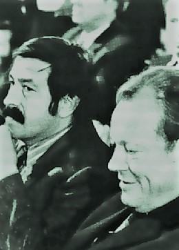 <strong>Vor 50 Jahren</strong> konnte nach der Bundestagswahl die erste sozial-liberale Regierung in der Bundesrepublik gebildet werden.